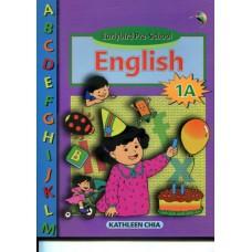 Pre School English Workbook 1A