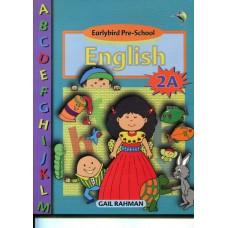 Pre School English Workbook 2A