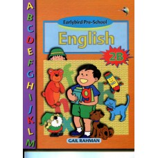 Pre School English Workbook 2B