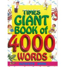 Times Giant Book of 4000 Words Activity Book